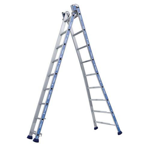 Platinium 300 Combination Ladder 2X9