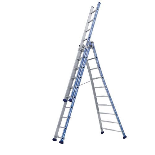Platinium 300 Combination Ladder 3X8