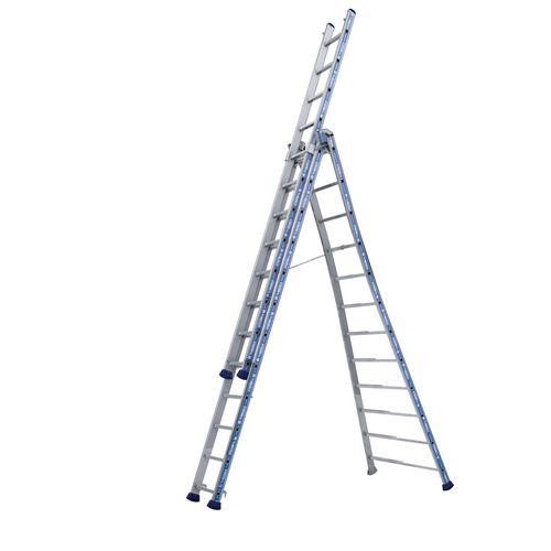 Platinium 300 Combination Ladder 3X12