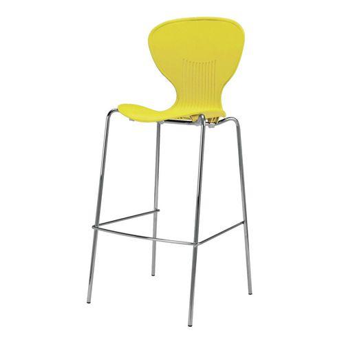 Rochester Stool Yellow V1001-Ye