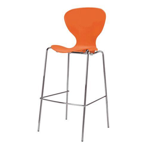 Rochester Stool Orange V1001-Or