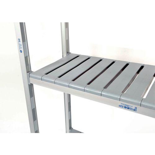 Extra Shelf For Aluminium Shelving Bays 450x850