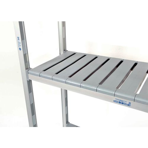 Extra Shelf For Aluminium Shelving Bays 600x1300