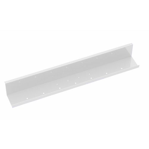 Elev8 2 Upper Cable Channel For 800mm Desk In White