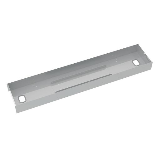 Elev8 2 Silver Lower Cable Channel &Cover For 1200 Back To Back