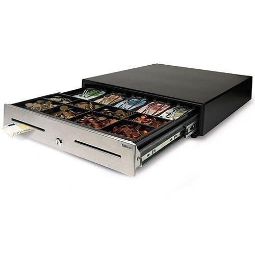 Safescan HD-4646S Heavy-Duty Cash Drawer