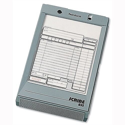 Twinlock Scribe 855 Scribe Register 216x140mm for Business Forms