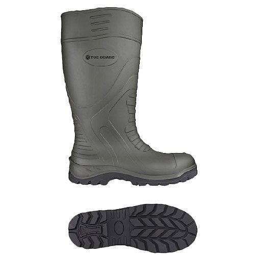Toe Guard BOULDER S5 Safety Wellington Boots