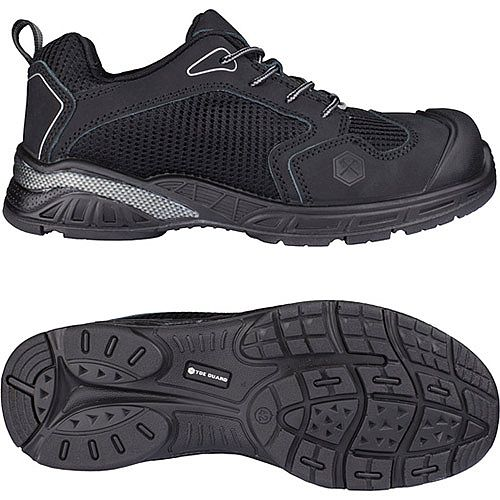 Toe Guard Runner S1P Size 42/Size 8 Safety Shoes