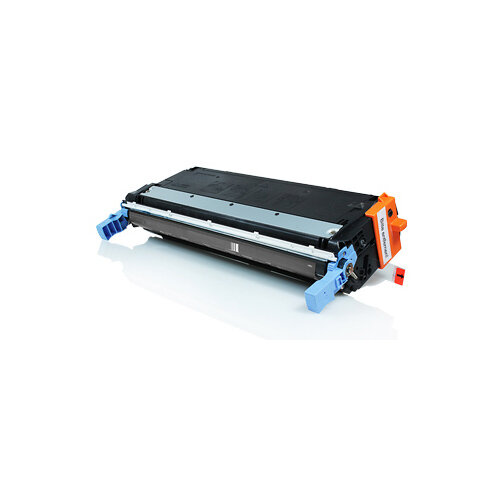 Compatible HP C9730A 645A Black 13000 Page Yield Laser Toner Cartridge