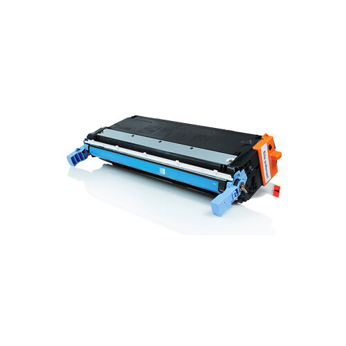 Compatible HP C9731A 645A Cyan 12000 Page Yield Laser Toner Cartridge