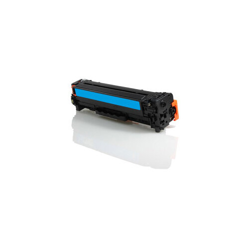 Compatible HP CE411A 305A Cyan 2600 Page Yield Laser Toner Cartridge