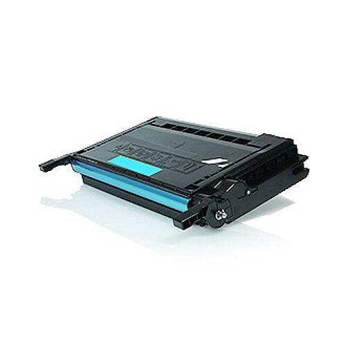 Compatible Samsung CLT-C5082L/ELS Cyan Toner Cartridge