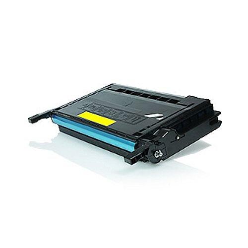 Compatible Samsung CLT-Y5082L/ELS Yellow Toner Cartridge