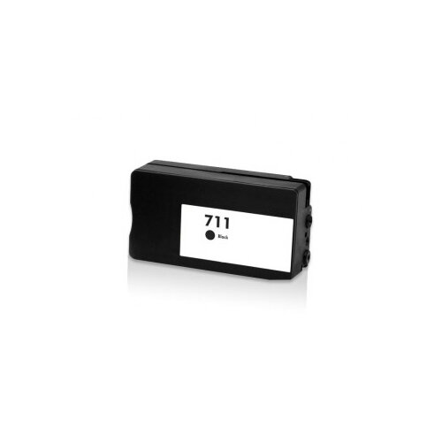 Compatible HP CZ133A 711 Black Hi Cap 80ml Page Yield Ink Cartridge