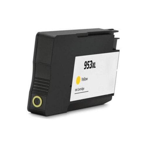 Compatible HP F6U18AE 953XL Yellow 26 ml Page Yield Ink Cartridge