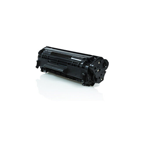 Compatible HP Q2612A / Canon FX10 2000 Page Yield Laser Toner Cartridge