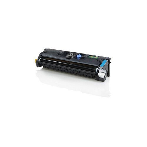 Compatible HP Q3961A / C9701A / Canon 701 Cyan 4000 Page Yield Laser Toner Cartridge