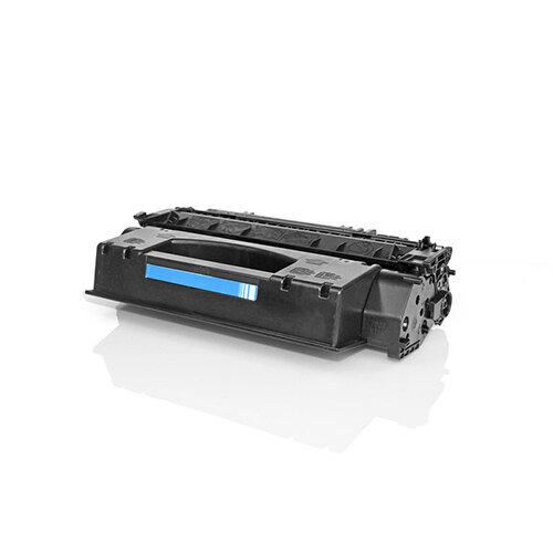 Compatible HP Q5949A Q7553A 708 Black 3000 Page Yield Laser Toner Cartridge