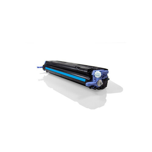 Compatible HP Q6001A / Canon 707 Cyan 2000 Page Yield Laser Toner Cartridge