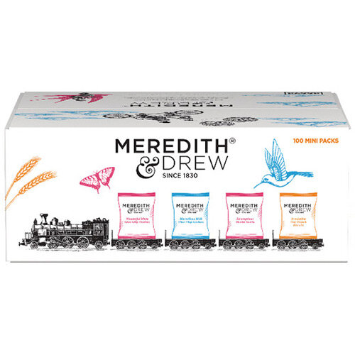 Meredith &Drew Biscuit Selection Pack of 100 36693