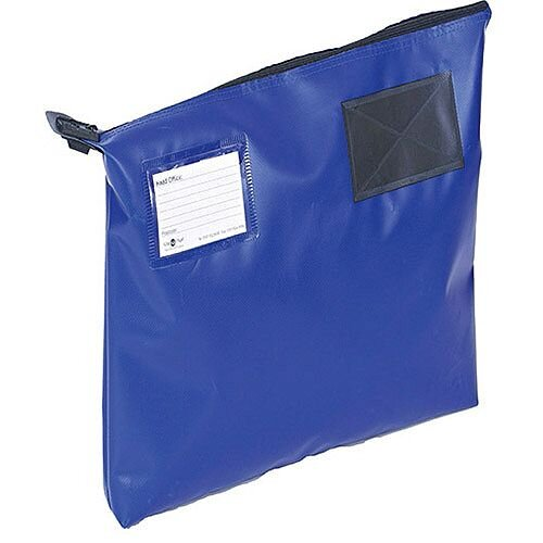 Go Secure Mail Pouch Blue 470x336x76mm (Pack of 1) GP2B