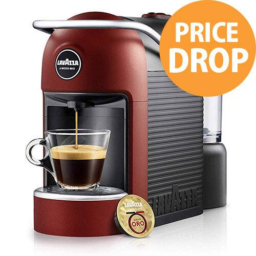 Lavazza A Modo Mio Jolie Plus Coffee Machine Red