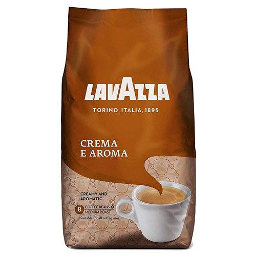 Lavazza Crema E Aroma Brown Coffee Beans 1kg