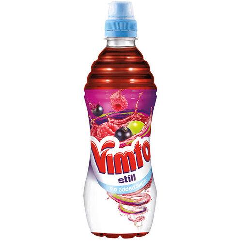 Vimto 500ml Still Juice No Added Sugar Sportscap Pack of 12 1176