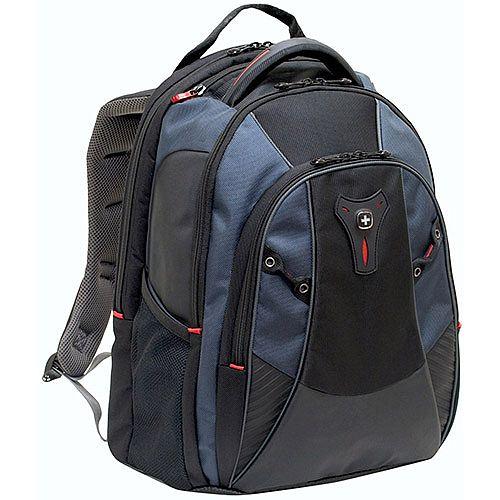 Wenger Mythos 16in Laptop Backpack with CaseBase - Blue 600632
