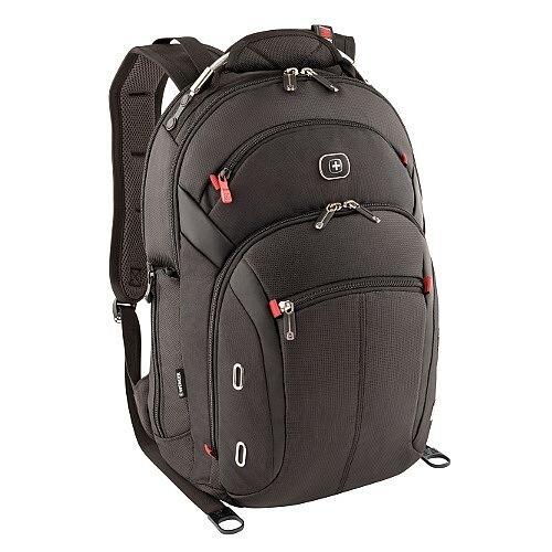 Wenger Gigabyte 15in Notebook Laptop Backpack with iPad/Tablet Pocket 600627