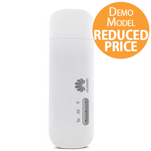 [Demo Model] Huawei 4G WiFi Dongle USB - requires a SIM card to work