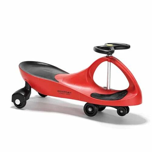 Plasma Car Red &Black - Suitable for Ages 3 Years +