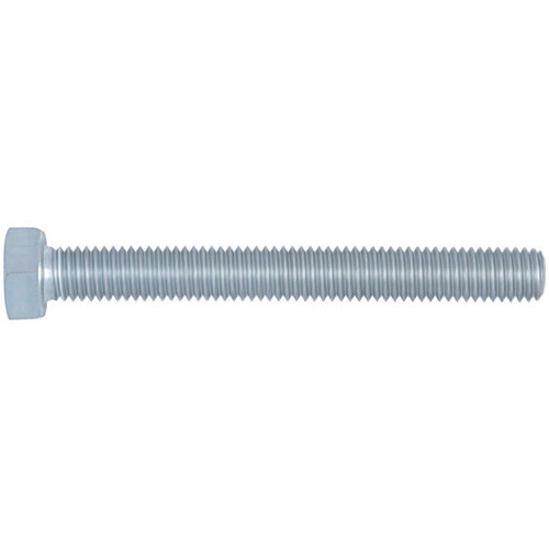 Wurth Hexagonal Bolt With Thread Up to the Head - SCR-HEX-DIN933-8.8-WS17-(A2K)-M10X60 Ref. 005710 60 PACK OF 50