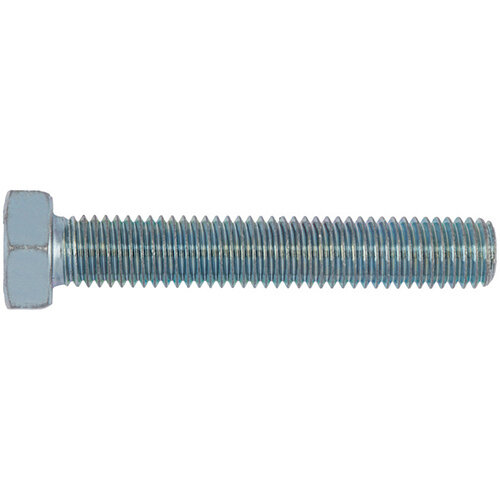 Wurth Hexagonal Bolt With Thread Up to the Head - SCR-HEX-ISO4017-8.8-WS10-(A2K)-M6X55 Ref. 00576 55 PACK OF 100