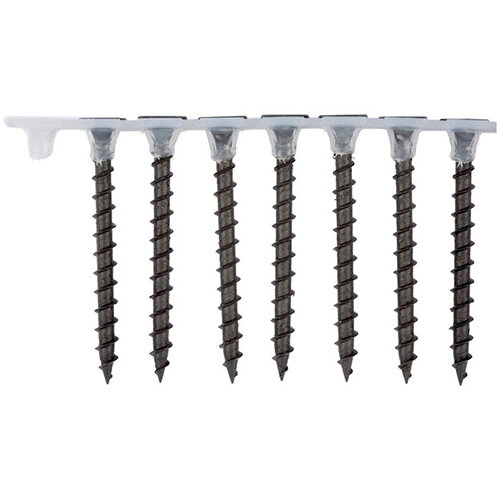 Wurth Dry Wall Screw With Coarse Thread, collated - SCR-DRYWL-COATHR-H2-MG/WUERTH-3,9X35 Ref. 017983935 PACK OF 1000