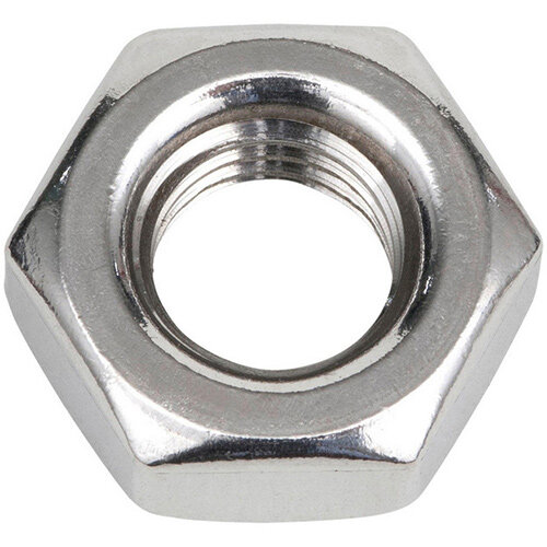 Wurth Hexagon Nut - Nut-HEX-DIN934-A2-WS10-M6 Ref. 03226 PACK OF 300