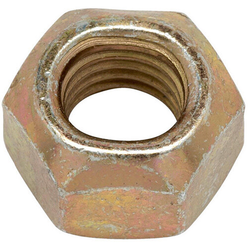 Wurth Hexagonal Nut With Clamping Piece (all-metal) - Nut-HEX-SLOK-DIN980-V-10-WS13-(A2C)-M8 Ref. 0369008 PACK OF 100