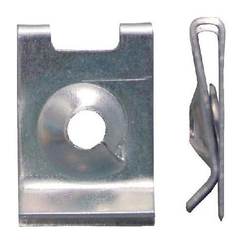 Wurth Sheet Metal Nut Type 1 - Nut-SHT-(A3A)-L16,5MM-D3,9MM Ref. 050011346 PACK OF 50