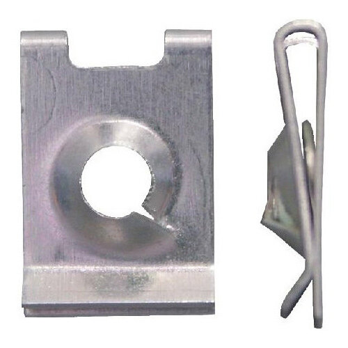 Wurth Sheet Metal Nut Type 1 - Nut-SHT-BMW-(A3A)-L16,5MM-D4,8MM Ref. 050011522 PACK OF 100