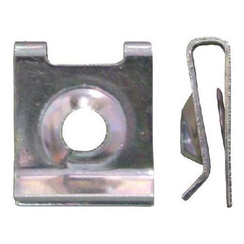 Wurth Sheet Metal Nut Type 1 - Nut-SHT-BMW-(A3A)-L12,7MM-D4,2MM Ref. 050011667 PACK OF 100