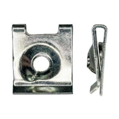Wurth Sheet Metal Nut Type 3 - Nut-SHT-VW/AUDI-(A3A)-L13,0MM-D3,5MM Ref. 050013624 PACK OF 100