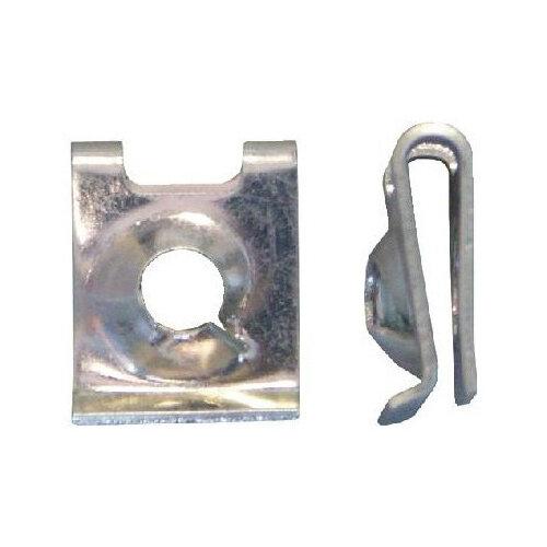 Wurth Sheet Metal Nut Type 3 - Nut-SHT-VW/AUDI-(A3A)-L9,3MM-D3,5MM Ref. 050013658 PACK OF 100