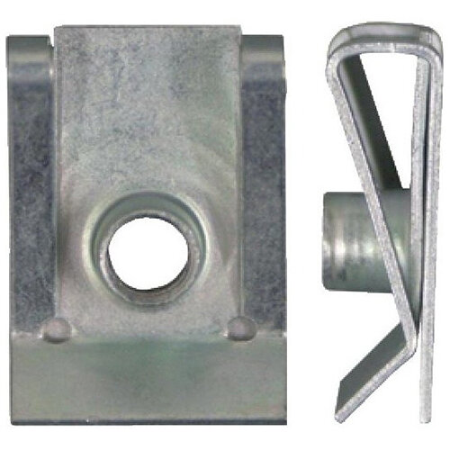 Wurth Sheet Metal Nut Type 6 - Nut-SHT-RENAULT-(A3A)-L20,4MM-M5 Ref. 050053525 PACK OF 50