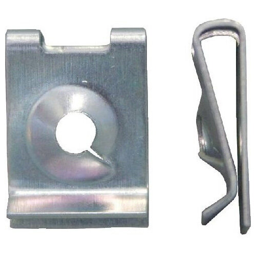 Wurth Sheet Metal Nut Type 3 - Nut-SHT-BMW-(A2C)-3,9MM Ref. 0501105109 PACK OF 100