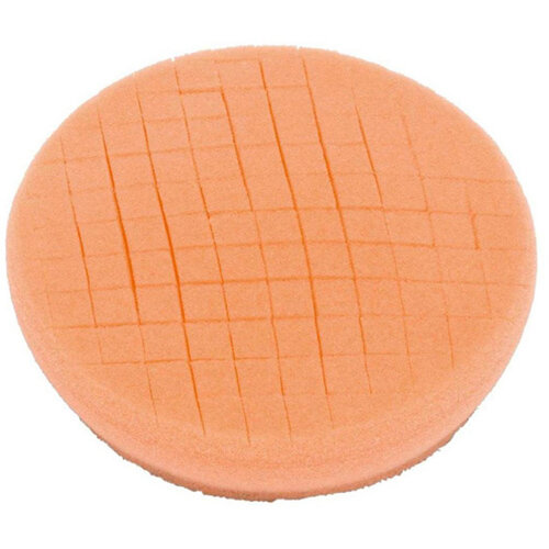 Wurth Polishing Pads - POLPAD-ORANGE-SOFT-D90X25MM Ref. 0585026090 PACK OF 4