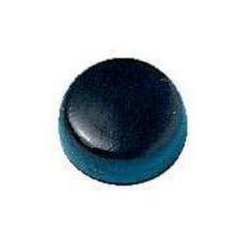 Wurth Screw Cap for Number Plate Screw - CAP-(0103)-R9005-JETBLACK-D4,8 Ref. 059010 6 PACK OF 100