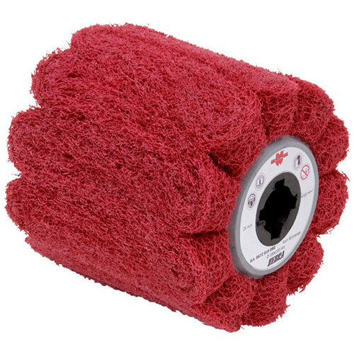 Wurth Fold Roller Sanding Fleece - SNDROLL-FLC-100/Coarse-100X100MM Ref. 0672919100