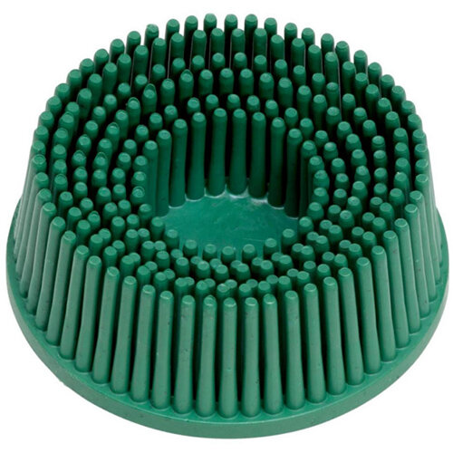 Wurth Bristle Disc - CLNBRSH-BRISTLEDISC-GREEN-G50-D75 Ref. 0673000755 PACK OF 5