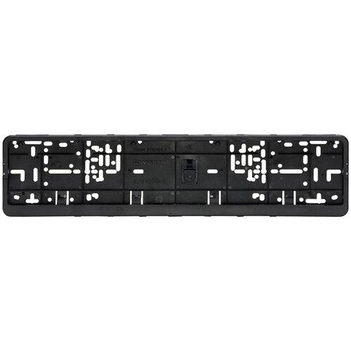 Wurth Unprinted Klapp-Fix Number Plate Holder - NPH-KLAPPFIX-NEUTRAL-520MM Ref. 08256 PACK OF 50